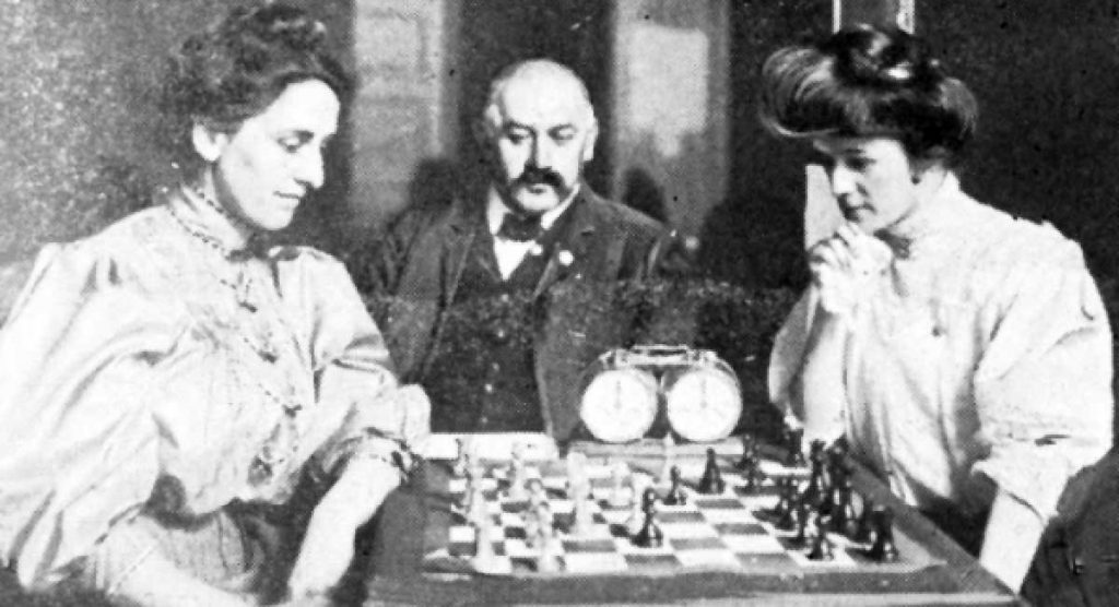 The Women's Chess Club of New York