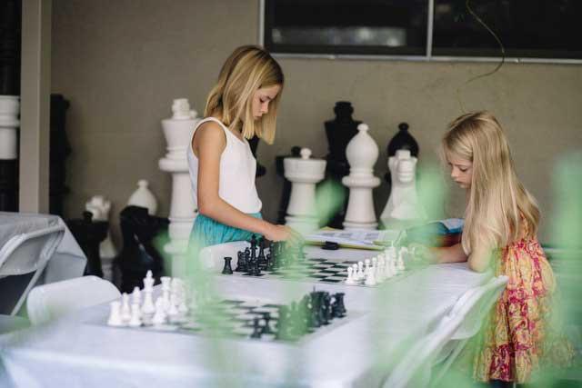 Ivona Jezierska's Chess Students