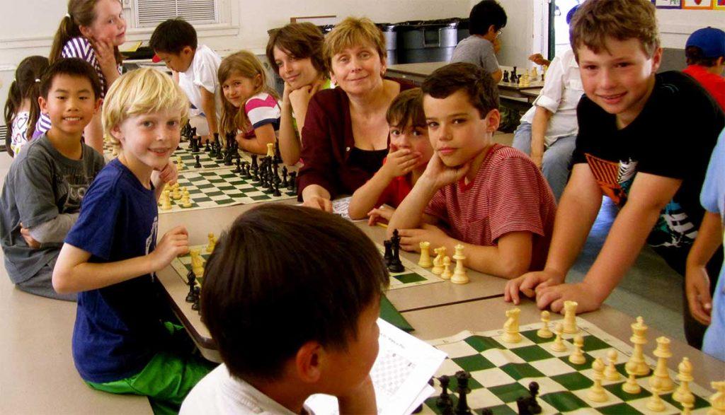 Ivona Jezierska Westwood Charter Chess Class 2014