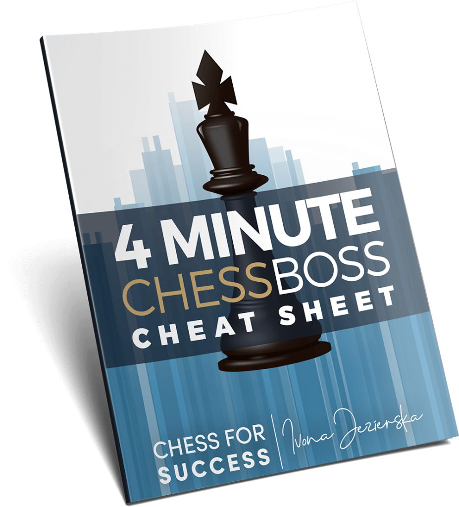 4 minute chess boss cheat sheet